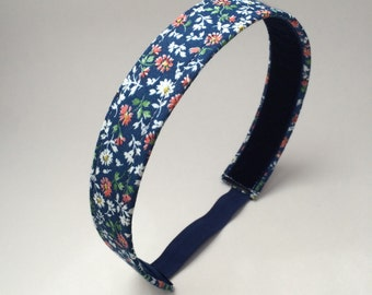 Vintage Fabric #1 Headbands- Made to Order!