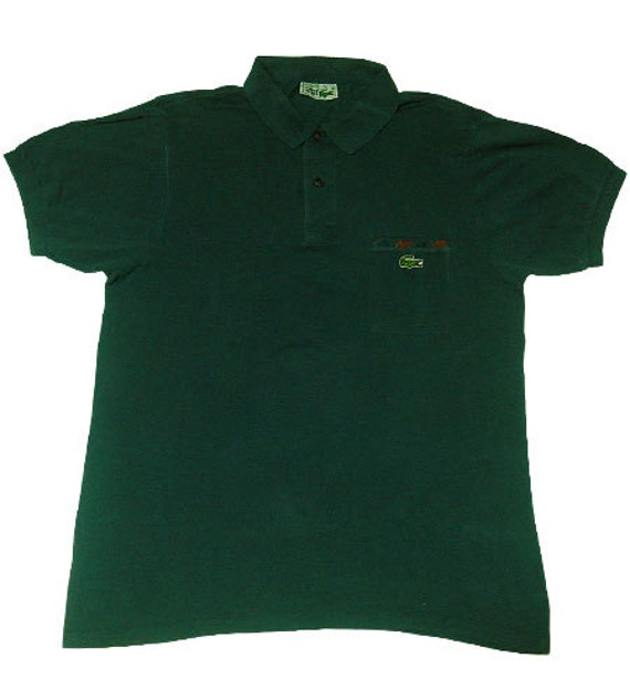 70 39 s vintage lacoste polo shirts made in france. Black Bedroom Furniture Sets. Home Design Ideas