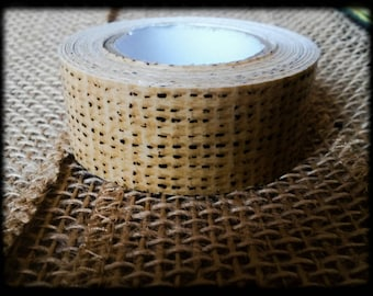 Decorative, Duct Tape, Lace, Burlap, Party Decor, Scrapbooking, Craft Supplies, Card- Making, Woodland, Rustic, Mason Jars, Wedding, Party