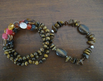 Tigereye bracelet -- 202