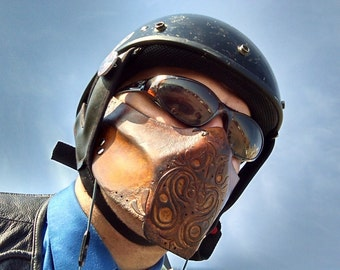 CUSTOM order Deathstroke Motorcycle Riding Mask