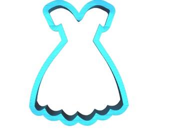 Dress Cookie Cutter - 300