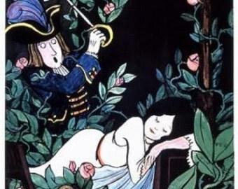 Sleeping Beauty. Original Poster. 1971