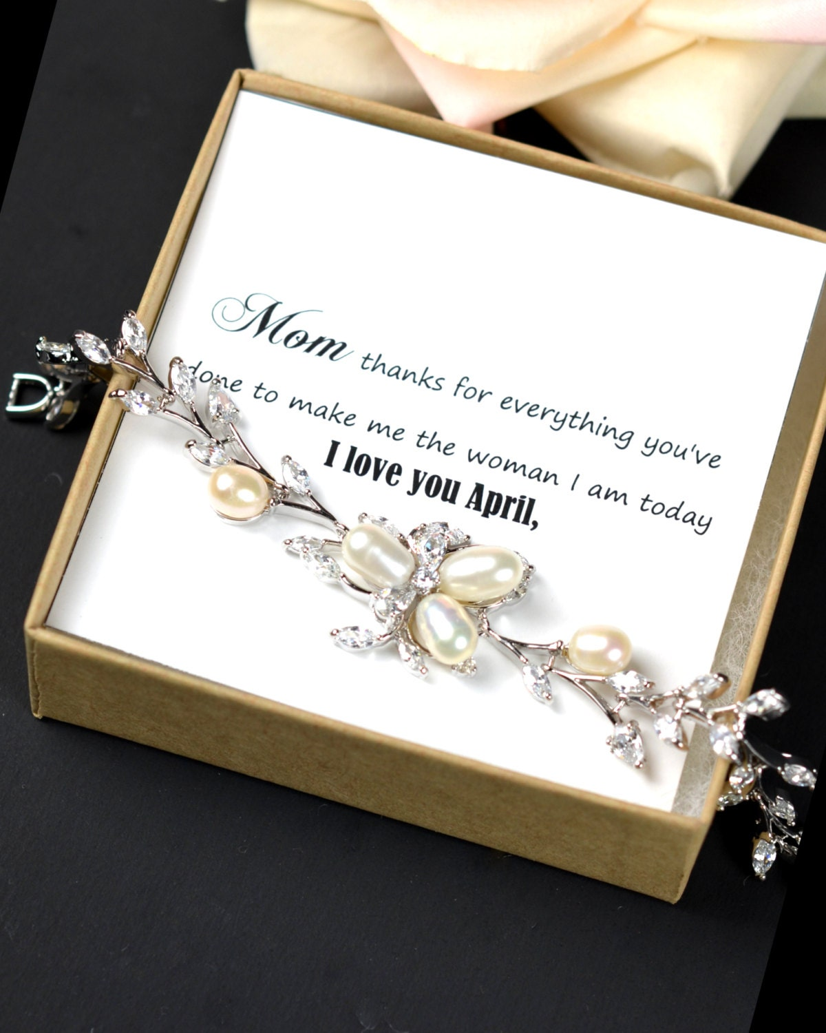Unique Mother Of The Bride Gifts: Mother Of The Bride Gift Personalized Bridesmaids By