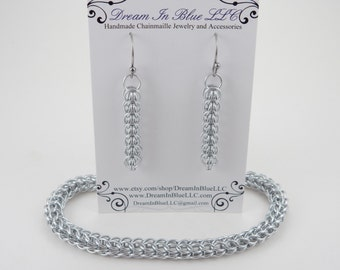 Miniature Full Persian Chainmaille Jewelry