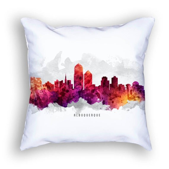 home decor stores in albuquerque albuquerque pillow 18x18 albuquerque skyline albuquerque 12490