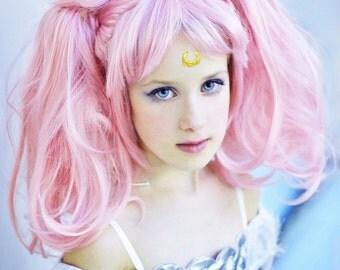 Chibi Moon Sailormoon Child Cosplay Costume