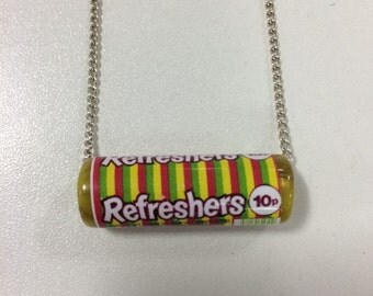 Cute Refreshers sweetie necklace