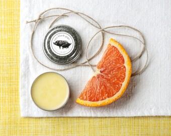 Sweet Orange Jasmine Lip Balm  - Organic Beeswax