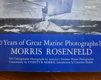 Under Full Sail by Morris Rossenfeld Grosset & Dunlap 1969, Book on Sailing