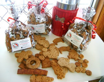 Woofables Big Dog Pound 2 lb. Assorted Gourmet Dog Treats