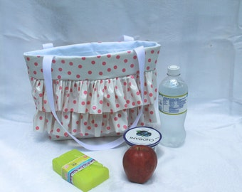Designer Insulated Lunch Tote
