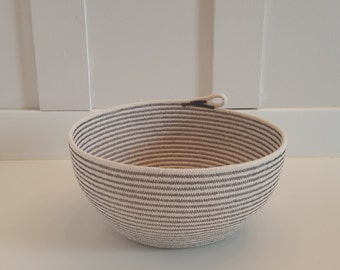Made to Order Small Rope Bowl