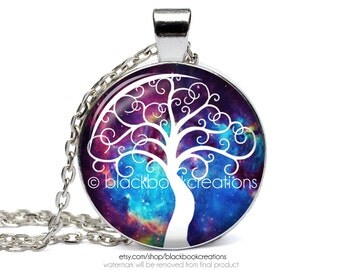 Tree Of Life Necklace - Handmade
