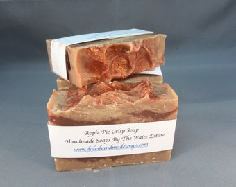 Apple Pie Crisp Soap