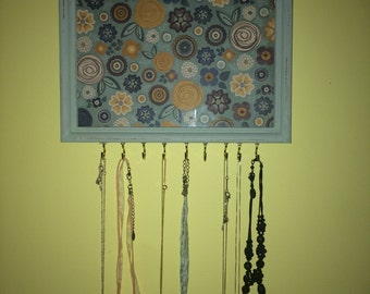 Picture Frame Jewelry Hanger