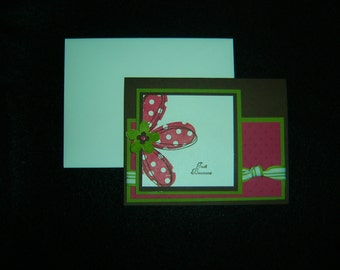 """Card - """"Just Because"""""""