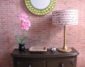 1:6 Scale Orchid Floral Arrangement