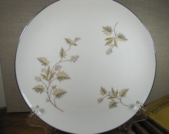 Vintage Royal Court - Shelley Pattern - Chop Plate