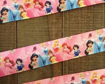 Pink Princess Ribbon