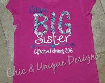 Future Big Sister Shirt