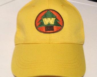 Wilderness Explorer Embroidered Cap - Adjustable  Adult Size Run Disney Marathon