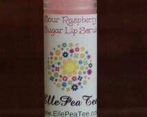 Sour lip scrub, Morning sickness relief, nausea relief, Lip balm, Lip butter, Sugar scrub, Raspberry lip balm, Sour Raspberry