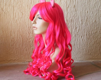 Inspired Pinkie Pie Wig
