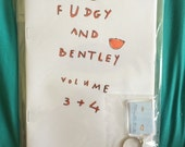 Fudgy and Bentley volume 3 + 4 (free Key Ring!)