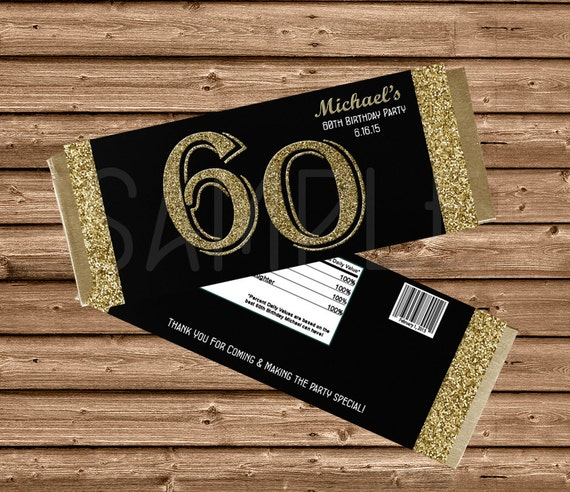 milestone birthday favor - adult party favors