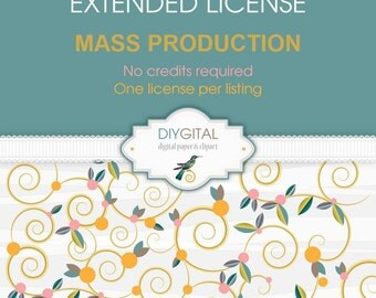 Extended License for Mass Production