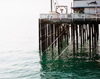 Malibu Pier - Malibu California - Fishing on the Malibu Pier