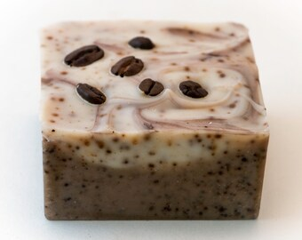 Exfoliating Coffee Soap