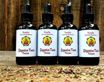 Digestive Tonic Tincture, Organic  Ayurvedic Formula