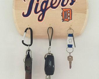 Detroit Tiger Key Holder