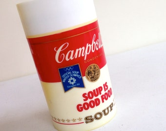 Vintage Thermos Campbell's Soup