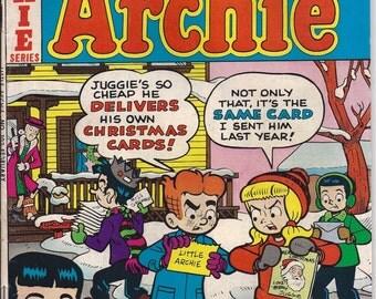 Archie Comic Series No  103, Cat# 06968 Feb 1976 Little Archie