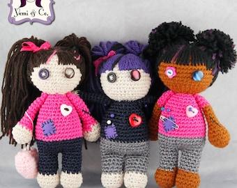 Custom voodoo doll