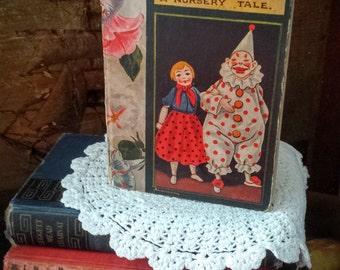 Antique Children's Book: Dorothy's Dolls 1908