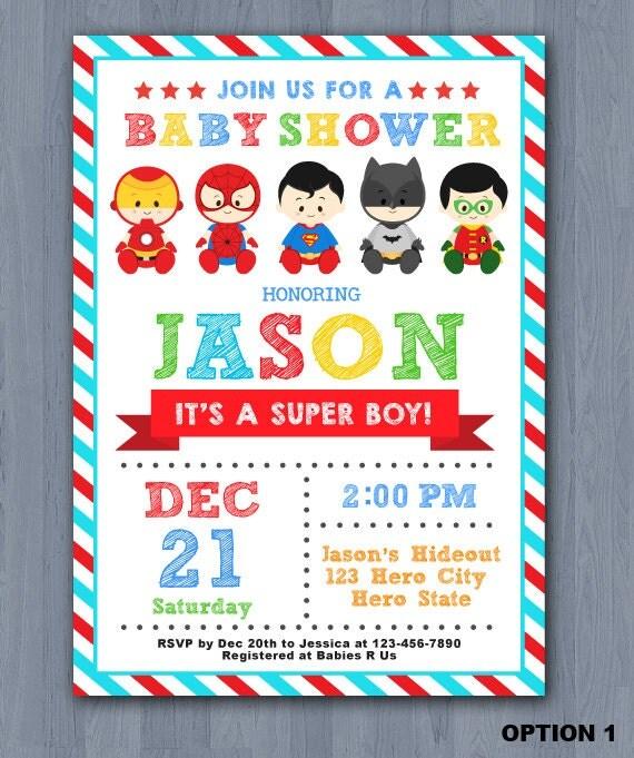 Superhero Birthday Party Invites was perfect invitations example