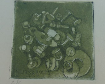 Nuts & Bolts: Etching/Aquatint