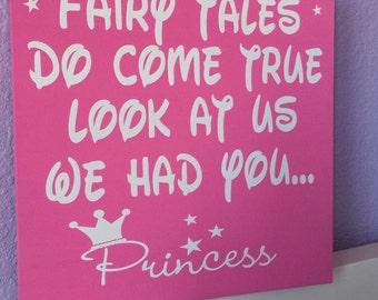 Fairy Tales Baby Girl
