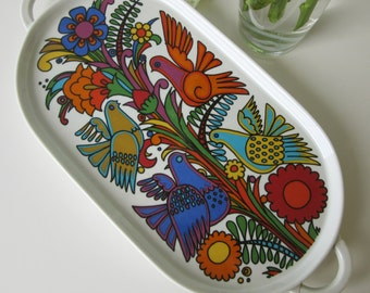 Vintage Villeroy and Boch Serving Platter or Tray Acapulco 1960s