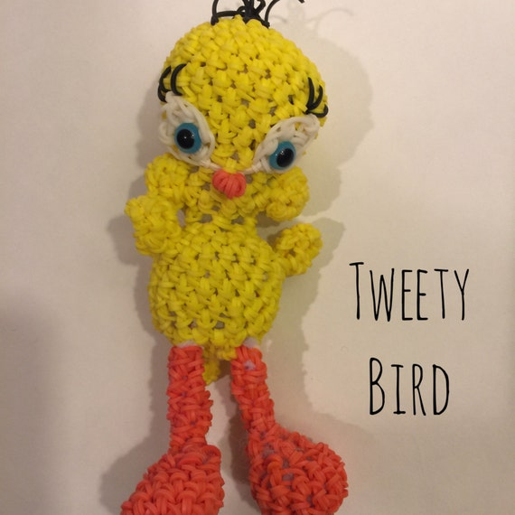 Titti Amigurumi | How to crochet Tweety Bird Amigurumi - YouTube | 570x570