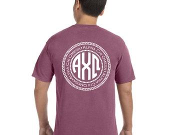 Alpha Chi Omega Signature Tshirt