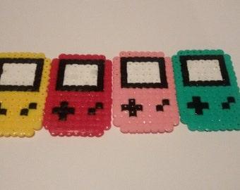 Gameboy perler beads!