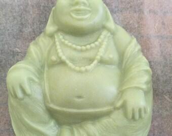 Happy Buddha - Sandalwood