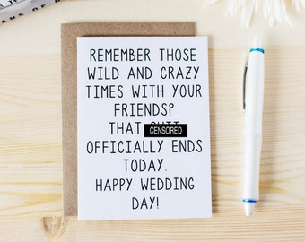 Funny Wedding Gift Card Messages Wedding Invitation Sample