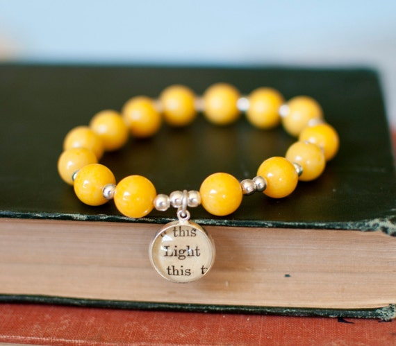 One Decade Rosary Bracelet