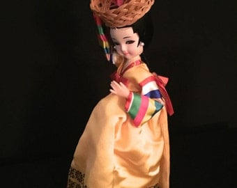 Collectable International Doll               VG1854
